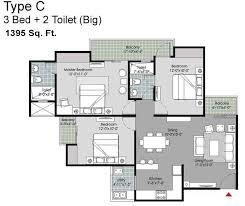 select floor plans floor plan welcome infra estate pvt ltd gulshan vivante at