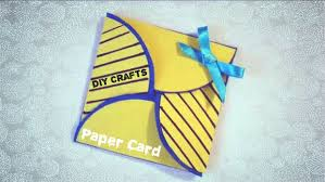 diy crafts simple paper card 11 steps with pictures