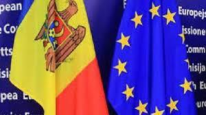 Moldova Flag Moldova Eu Senior Officials Visit In Preparation For Association