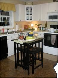 kitchen with small island small kitchen island with seating morrison6 com