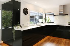 black kitchen cabinets nz top tips for the black kitchen trend jag kitchens