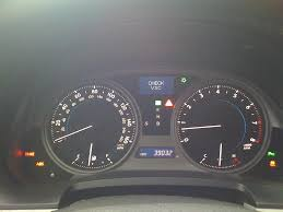 why does engine light come on help why does the vsc check light comes on clublexus lexus