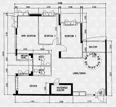 floor plans for punggol field hdb details srx property