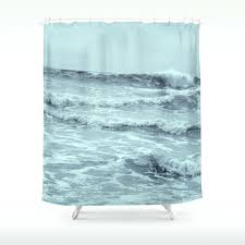 Tropical Beach Shower Curtains by Fabric Shower Curtain Nautical Shower Curtains Anchor Themed