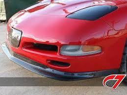 c5 corvette front spoiler 97 04 chevrolet corvette c5 zr1 styled front splitter non vented