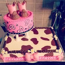 baby shower cake ideas buttercream 639732j872 cowgirl baby shower