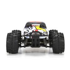 nitro rc monster trucks ecx 1 24 ruckus 1 24 scale electric 4wd monster truck rtr