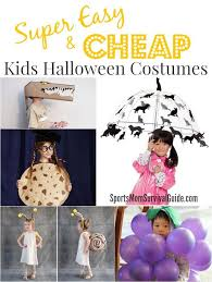 cheap costumes 15 easy and cheap kids costumes