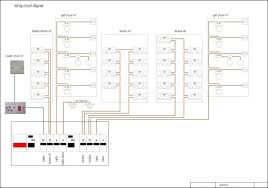 wiring diagram dreaded room electrical chart single phase house