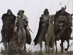 the four horsemen highlander wiki fandom powered by wikia