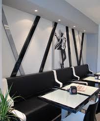 Modern Coffee Shop Interior Design And Bar Furniture Breakroom - Modern cafe interior design