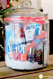 gifts in a jar simple inexpensive and fun one good