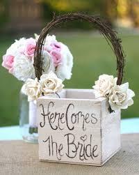 wedding baskets wedding flower girl basket wedding corners