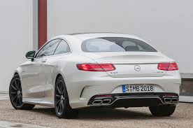 2015 mercedes amg 2015 mercedes s63 amg coupe 4matic revealed motor trend wot