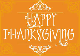 happy thanksgiving ecosmart home services