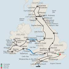 York England Map England Tours Globus England Vacation Packages