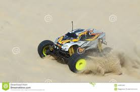 nitro monster truck rc nitro monster truck action stock photo image 44503340