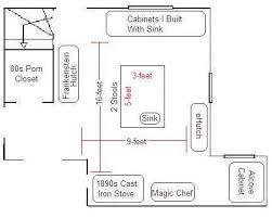 typical kitchen island dimensions kitchen island dimensions