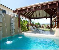 Backyard Designs With Pool 45 Best Pool Pergola Gazebo Ideas Designs Images On Pinterest