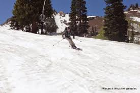 Wasatch Weather Weenies Top 10 Ski Area Microclimates Wasatch Weather Weenies June 2014