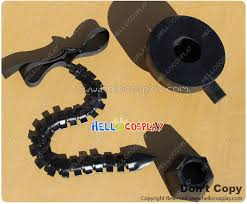 black rock rings images Black rock shooter brs strength cosplay yuu kotari tail foot rings jpg