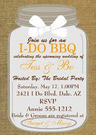 couples shower bridal shower invitations engagement party i do bbq couples