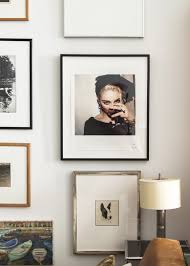 how one collector makes studio living work home tours 2014 lonny