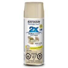 rust oleum painter u0027s touch 340g ultra cover spray paint lowe u0027s