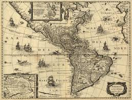 Map Of South America In Spanish by History Of Latin America Wikiwand