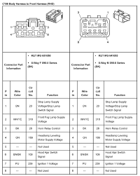 2005 silverado speaker wiring diagram free download wiring