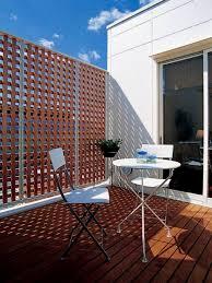 apartment patio privacy ideas backyard apartment patio privacy