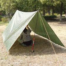 Trail Pop Up Awning Lightweight Camping Awning Tarp Trail Tent Sun Shade Shelter