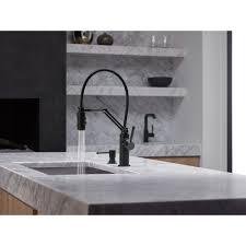 brizo kitchen faucets reviews brizo 63221lf bl solna matte black pro pre rinse units kitchen