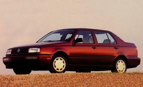 red volkswagen jetta 1993 volkswagen jetta iii gl archived instrumented test