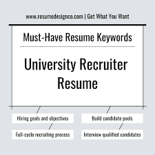 Recruiter Resume Example by Recruiter Resume Keywords Unbelievable Army Resume 14 Army