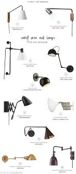 Swing Arm Lights Bedroom 10 Best Swing Arm Wall Ls For The Bedroom Swing Arm Wall