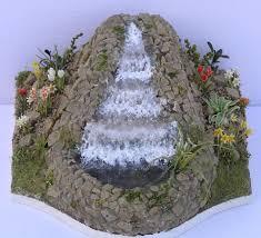 rock garden water feature