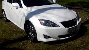 2008 lexus is250 awd kbb for sale 2007 lexus is350 sport starfire pearl white fully