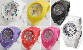 Jam Tangan Casio Remaja casio baby g jamnya wanita modern