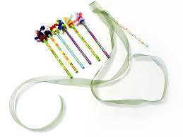 ribbon wands birthday party favors ribbon wands bowdabra