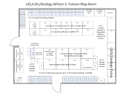 Map Of Ucla Map Collection Earth Planetary And Space Sciences Research