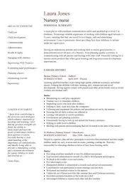 resume template for nurses nursing cv template resume exles sle registered inside