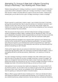 consultant cover letter senior cover letter consulting cover