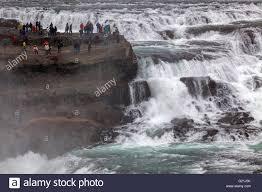 waterfall gullfoss tourist attractions golden circle route
