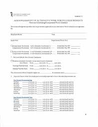 Letter Of Reconsideration For College Admission Umb Alternative Work Schedules Policy And Procedures University