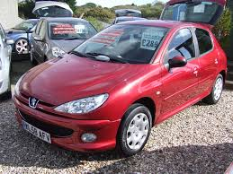 perso car used peugeot 206 cars for sale motors co uk