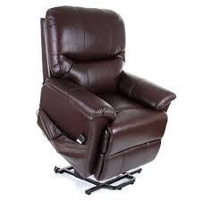 Riser Recliner Chairs Eastin Montreal Leather Dual Motor Riser Recliner Careco Ltd