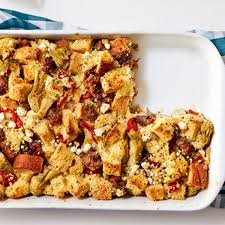 8 sweet u0026 savory strata recipes rachael ray every day