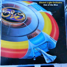 electric light orchestra out of the blue out of the blue by electric light orchestra double lp gatefold with