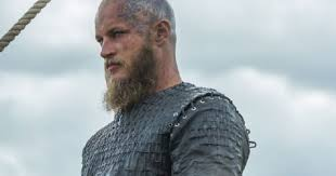 ragnar lothbrok hair ragnar lothbrok beard evolution from a handsome peasant to a virile